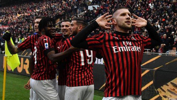 Милан расписал боевую ничью с Фиорентиной, Ювентус одолел СПАЛ: 25-й тур Серии А, суббота