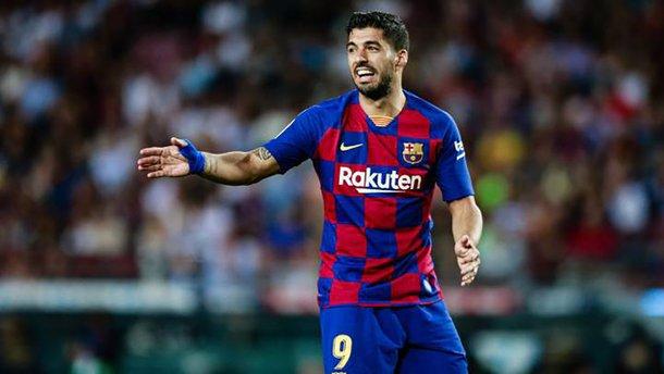 Барселона продлит контракт с Суаресом при интересном условии