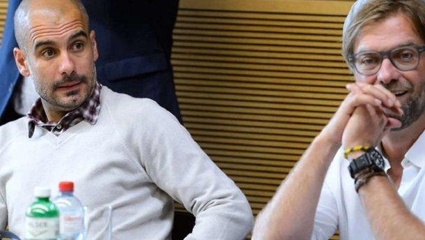 Гвардиола рассказал о совместном ужине с Клоппом – Пеп не скупился на комплименты тренеру Ливерпуля