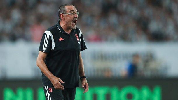 Ювентус – Ліон: Саррі очікує важкого поєдинку після поразки на виїзді