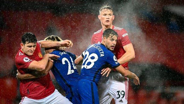 Челсі – Манчестер Юнайтед: онлайн-трансляція матчу АПЛ