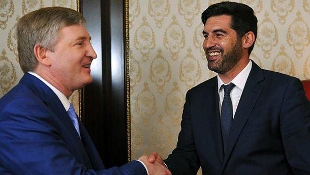 Рома – Шахтар: Палкін зізнався, як Ахметов відреагував на зустріч з Фонсекою у 1/8 фіналу ЛЄ