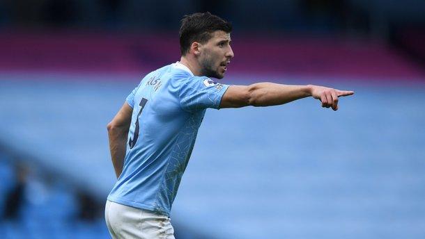 Диаш назвал злейшего врага Манчестер Сити на остаток сезона