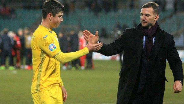 Малиновский вспомнил предупреждение Шевченко перед переходом в Аталанту