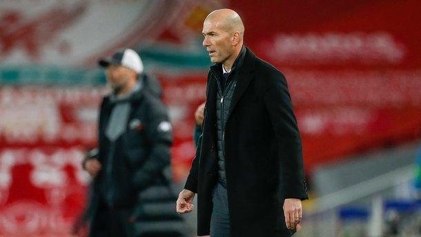 Ліверпуль – Реал: Зідан похвалив Куртуа і відзначив парадоксальне вміння своєї команди