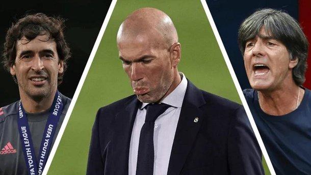 Реал вибирає наступника для Зідана – на шляху Рауля залишилися два топ-кандидати
