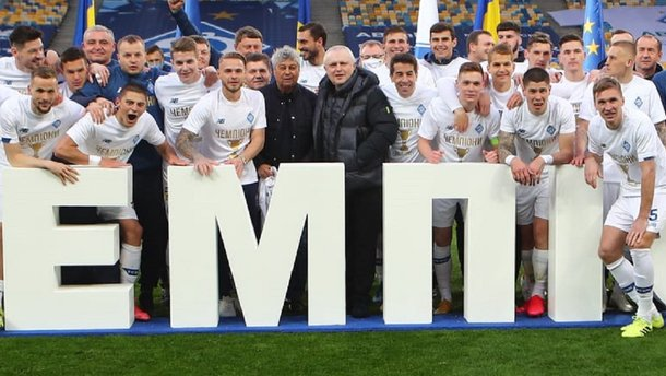 Суркис озвучил следующую цель Динамо Луческу после завоевания всех трофеев в Украине