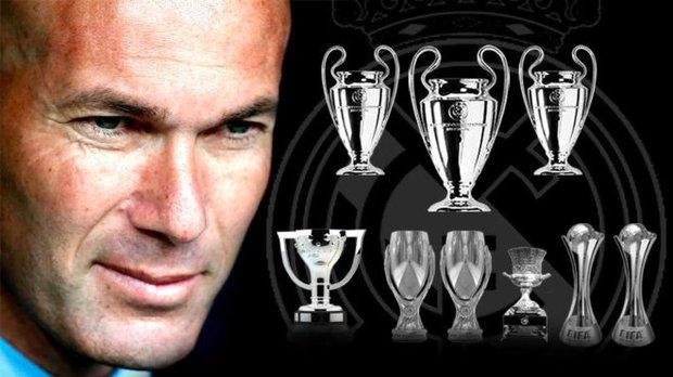 Зінедін Зідан, Реал Мадрид, Роналду, чому Зідан покинув Реал