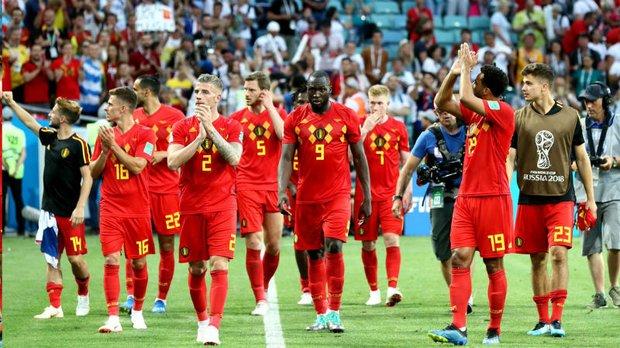 Збірна Бельгії