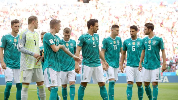 ЧС-2018, Німеччина, провал, причини