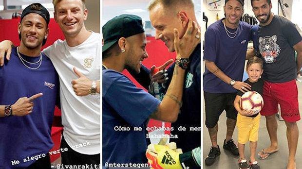 Football Espana сказал о согласии Неймара перейти вмадридский «Реал»