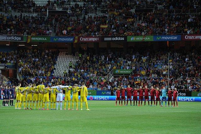 Іспанія, Україна