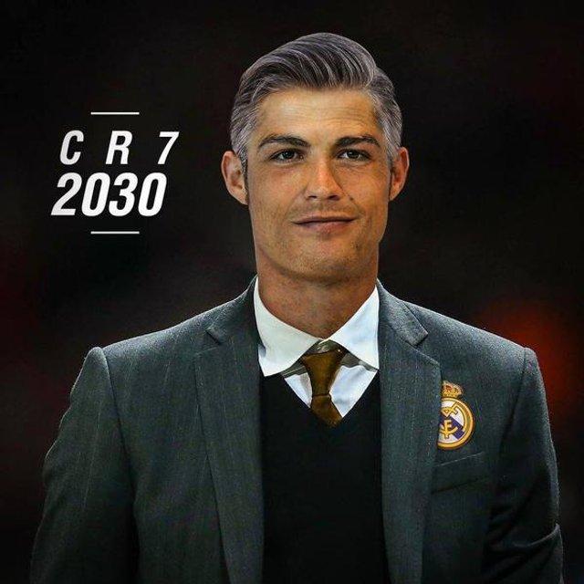 Кріштіану Роналду,  2030, Реал