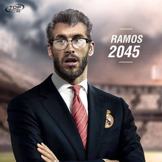 Серхіо Рамос, 2045, Реал