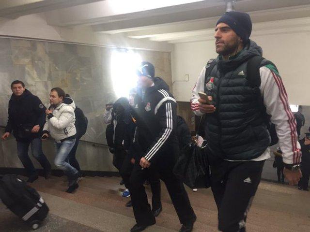 Локомотив, Росія, метро