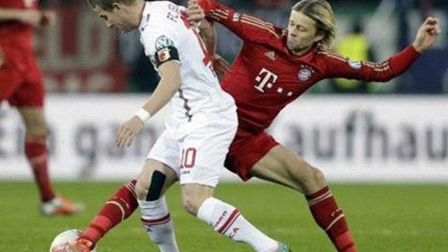 Бавария тимощук аугсбург видео футбол