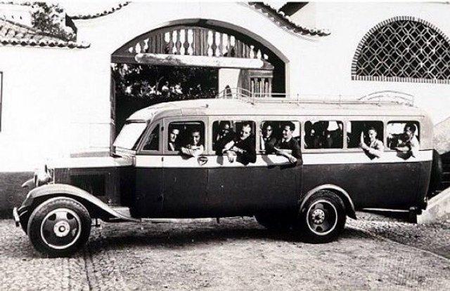 автобус бразилія