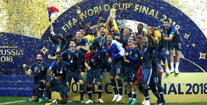 Финал ЧМ-2018: Франция прагматично завоевала титул чемпиона, а Хорватия сделала матч ярким