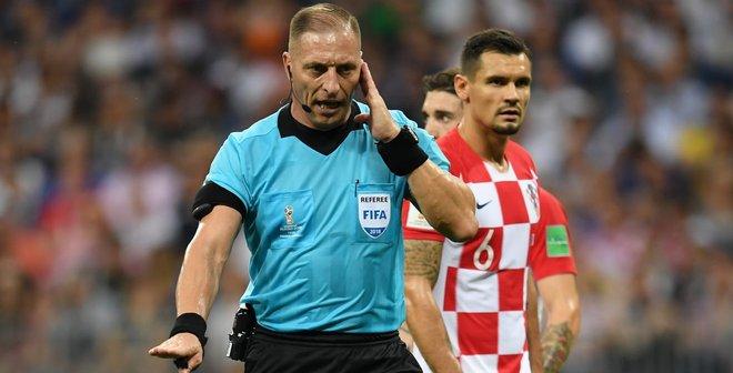 """Франція – Хорватія: арбітр """"подарував"""" французам перший гол, але не помилився з пенальті – думка екс-рефері ФІФА"""
