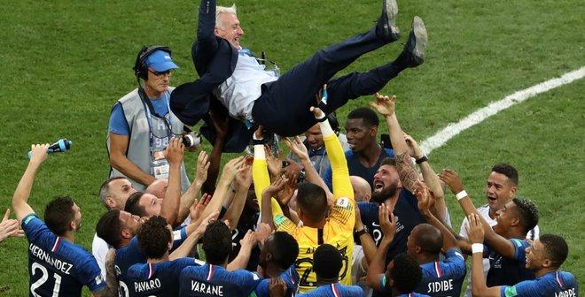 Франція – справедливий чемпіон світу, або Тріумф ери прагматизму