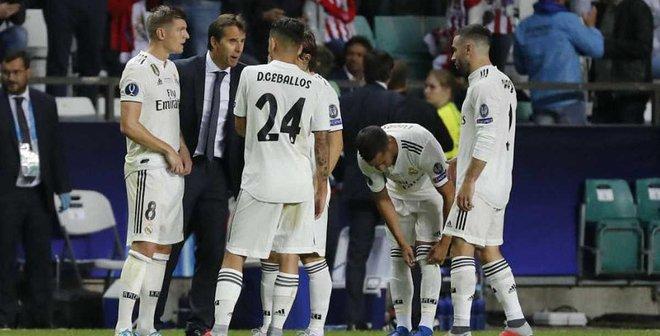 Реал Зидана никогда не пропускал 4 гола – Лопетеги прервал невероятную серию уже в первом официальном матче