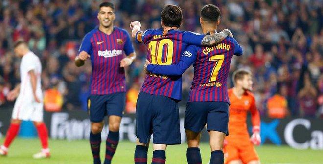 """Барселона – Севілья: перемога """"блаугранас"""", перевірка на """"мессізалежність"""" та несподіваний """"каталонський супермен"""""""
