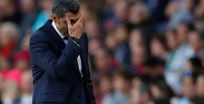 """""""Ноу баланса"""": Барселона имеет худшую оборону за 44 года – почему Вальверде придется принимать непопулярное решение"""