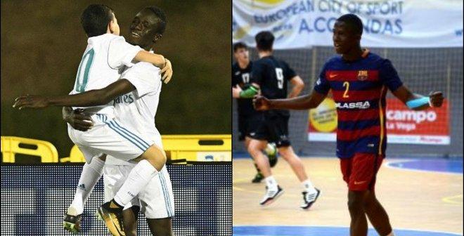 Баба – надежда Реала: 13-летний подопечный Хаби Алонсо забивает, как Месси, а его брат представляет Барселону