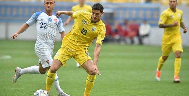 Словакия – Украина: почему команде Шевченко нужна победа, несмотря на гарантированное первое место в группе Лиги наций