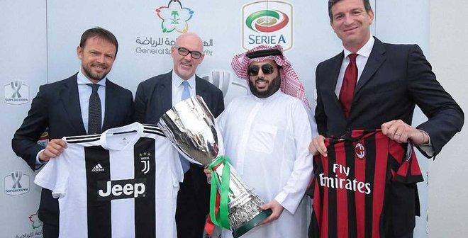 Ювентус та Мілан ще не зіграли, а цей матч вже ненавидить вся країна – Суперкубок Італії перетворився на фарс
