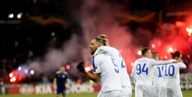 Динамо – Олімпіакос: Бойко фантастичний, Соль результативний, успіх командний – остання надія України в Лізі Європи