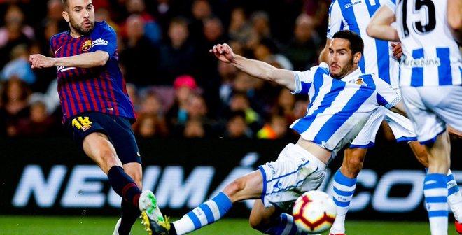 Барселона – Реал Сосьєдад: непроста перемога каталонців як гарна розминка перед Ліверпулем та прекрасний матч Рульї