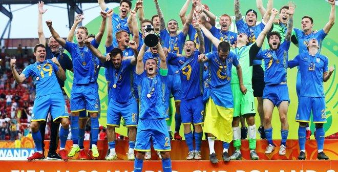 Україна U-20 – Південна Корея U-20: українці – чемпіони світу 2019, Лунін, Супряга і Ко феєрять,  Петраков всіх переграв