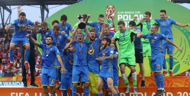 """""""Ворота Реала у надійних руках"""": Лунін з партнерами стали відкриттям ЧС-2019 U-20 – голкіпер вразив ще й уболівальників"""