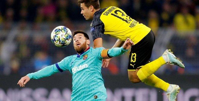 Боруссия – Барселона: Дортмунд уничтожает фаворита ЛЧ, но немцы и судьи решают все – черный вечер капитанов и ужас Месси
