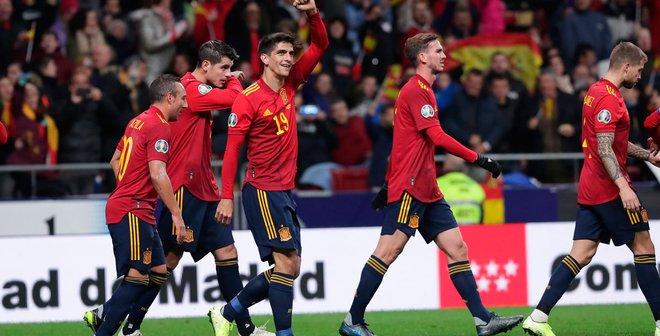 Евро-2020 Испания – Румыния: разгром психологически слабых румын, Гайя и Морено рвутся в основу, а Мартинес – монстр