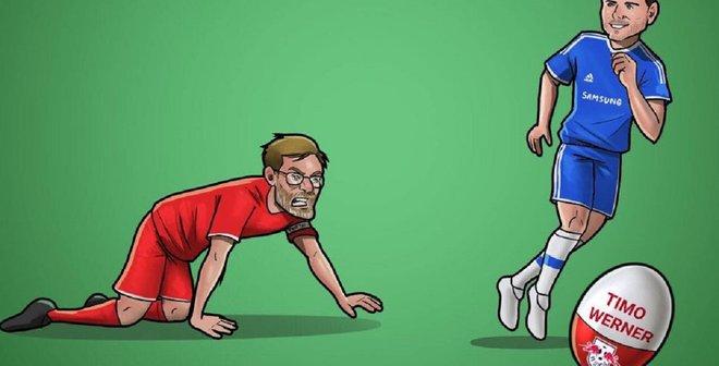 Ліверпуль підвів Клоппа, а Челсі вихопив скарб – трансферна сага Вернера дарує сенсаційну розв'язку