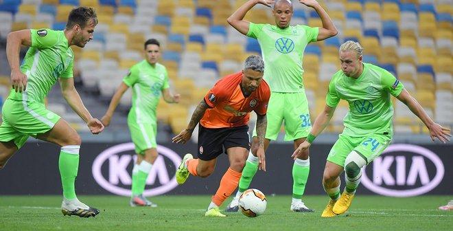 """Шахтар – Вольфсбург: натуралізували найкращих, тіньовий герой не відстає – оцінки """"гірникам"""" за вихід в 1/4 Ліги Європи"""