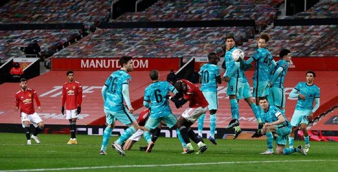 Манчестер Юнайтед перестріляв Ліверпуль у Кубку Англії – козир із лавки Сульшера затьмарив Салаха