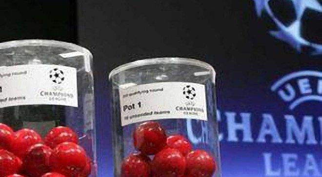 Жеребкування 1/8 фіналу Ліги чемпіонів відбудеться 16 грудня
