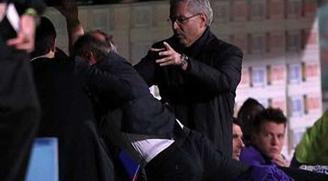 """Как Буффон ошибся, или за что тренер """"Фиорентины"""" побил футболиста. Итоги 36 тура Серии А"""