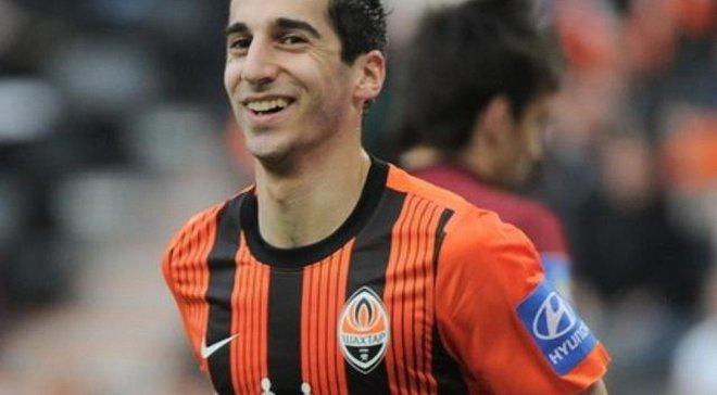 Мхітарян - найкращий гравець Прем'єр-ліги, Луческу - найкращий тренер