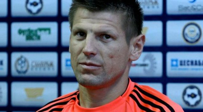 """Капітан """"Актобе"""" Петро Бадло: """"Динамо"""" - сильний суперник, але ми приїхали за перемогою"""