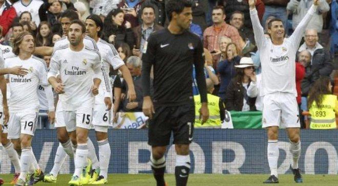 """Роналду - невтомний мучитель, Мората - мазій. """"Реал"""" - """"Реал Сосьєдад"""" - 5:1. ВІДЕО"""