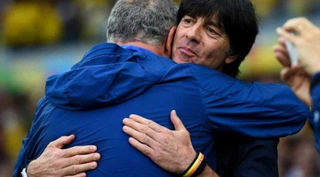 Це не сон. Бразилія - Німеччина - 1:7. GIF