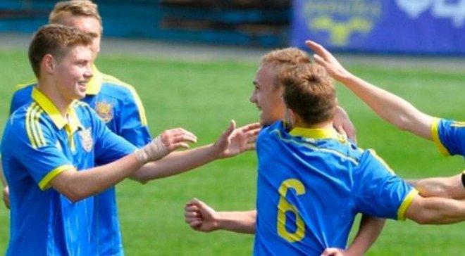 """""""Карпатовцы"""" помогли юношеской сборной разгромить Грузию"""