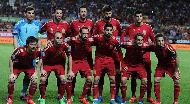 Испанский футбол 2016