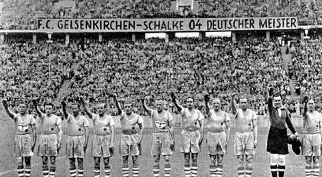"""Чи вболівав Адольф Гітлер за """"Шальке""""? Найнеприємніша легенда гельзенкірхенців"""