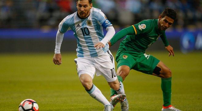 Копа Амеріка-2016: Аргентина розбила Болівію, Чилі розібралось з Панамою