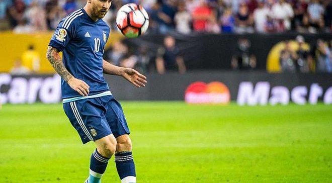 Мессі став найкращим бомбардиром в історії збірної Аргентини завдяки фантастичному голу